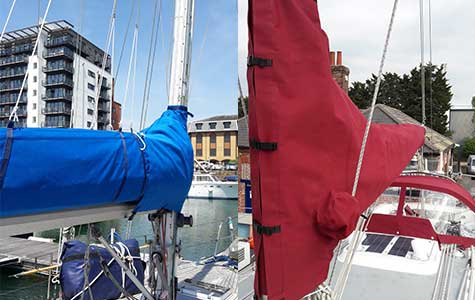 stak pack and sail covers